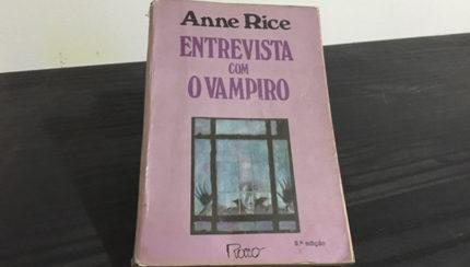 Entrevista com o Vampiro Anne Rice Nefasto