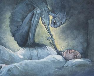 Resultado de imagem para paralisia do sono