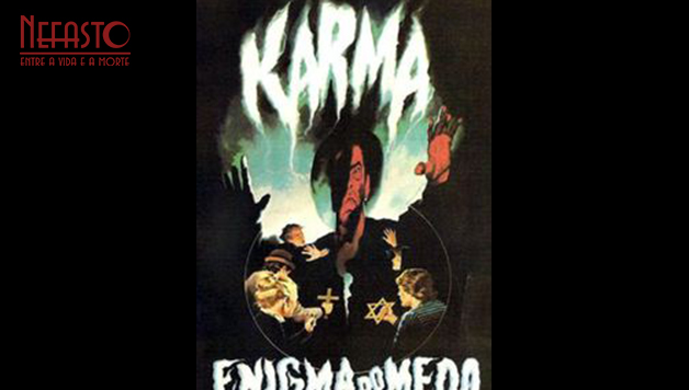 Karma – Enigma do Medo