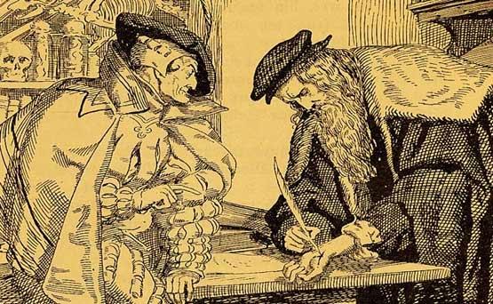 O Sapateiro e a Força Maligna – A.P. Tchekhov