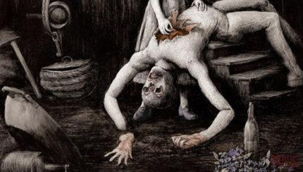 Uma Marionete para a Sobrinha Santiago Caruso