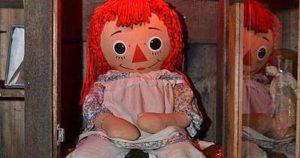 Um espírito chamado Annabelle