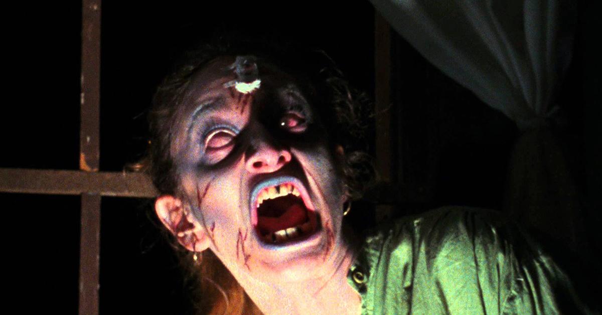 Uma Noite Alucinante – A Morte do Demônio – Evil Dead