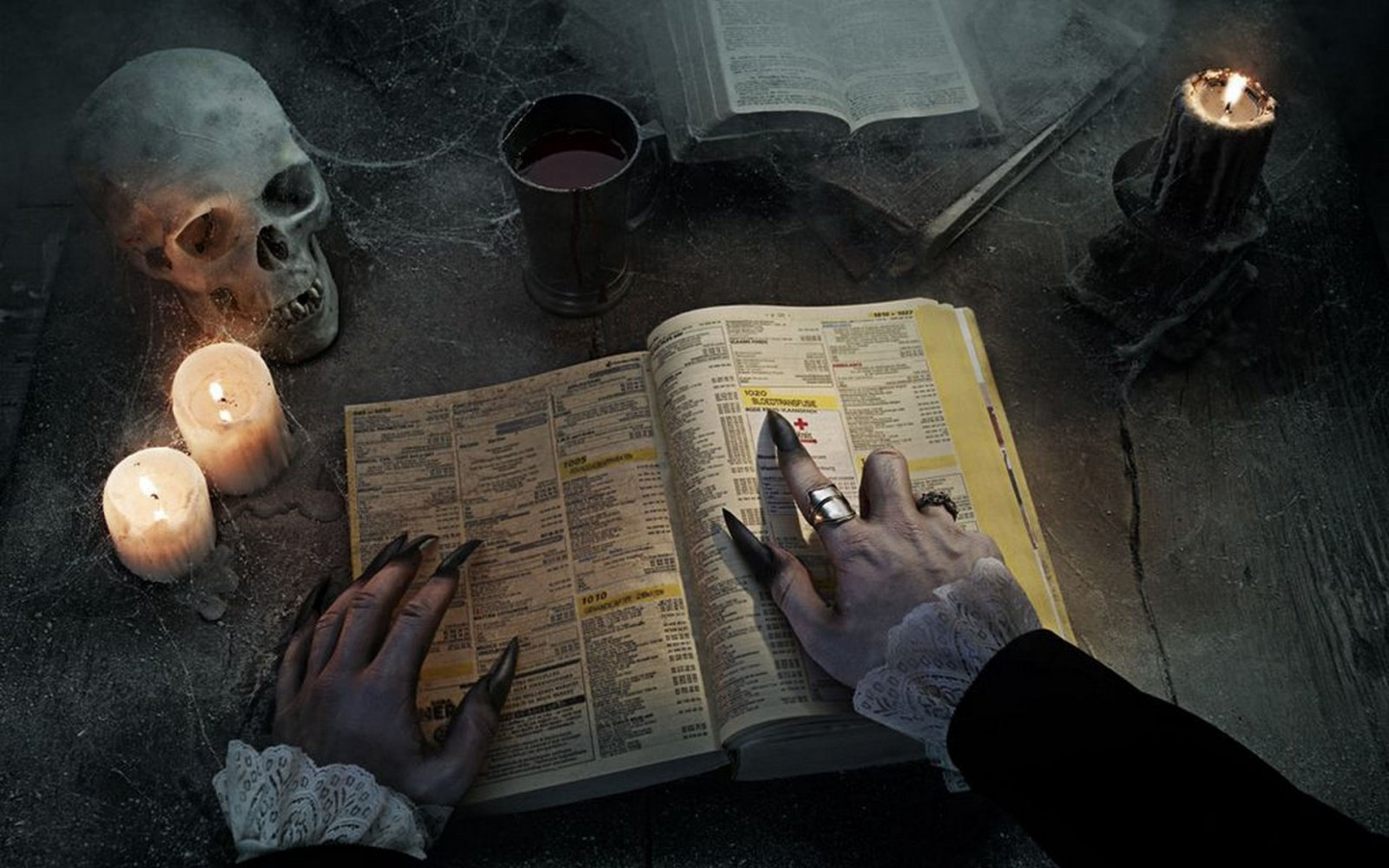 10 documentários de ocultismo, bruxaria e satanismo