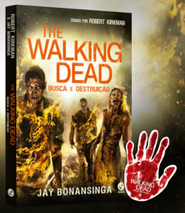 The Walking Dead – Busca e Destruição Vol.7 já está nas livrarias