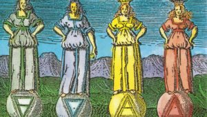 Tábua de Esmeralda por Hortulanus – Capítulo II