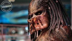 Divulgada foto exclusiva do novo Predador