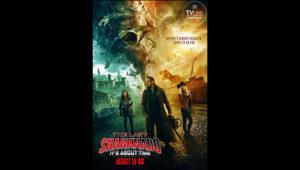 Conheça o cartaz oficial de Sharknado 6: Último filme da franquia